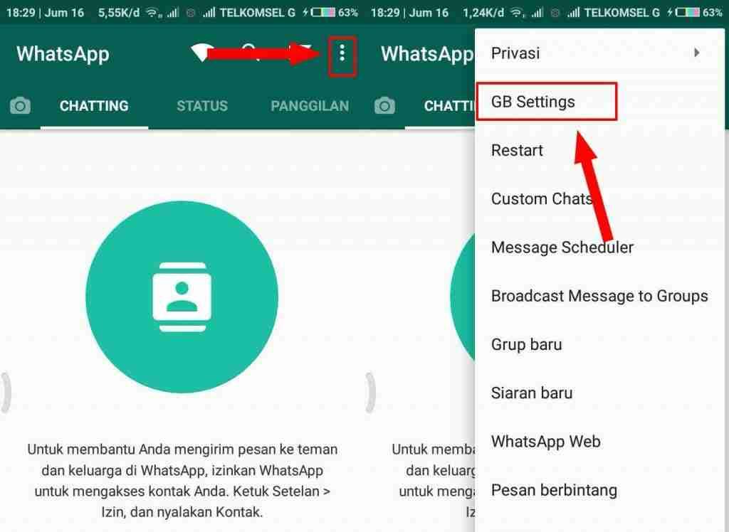 Cara Gampang Membuat Pesan Auto Reply WhatsappTanpa Root di Android 2