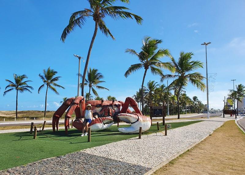 Hotéis em Aracaju Passarela do Caranguejo