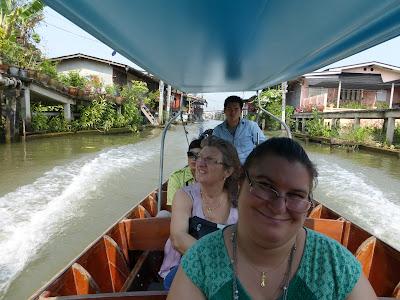 Canales de Damoen Saduak, Tailandia, La vuelta al mundo de Asun y Ricardo, vuelta al mundo, round the world, mundoporlibre.com