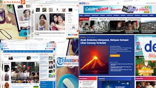 Download 5 Template Blogger Berita Mirip Media Besar Gratis Terbaik 2021