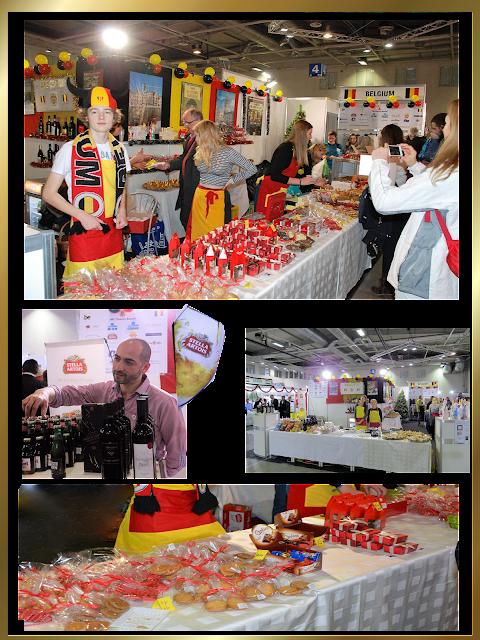 International Women's Club, Sofia, Charity Bazaar, Bulgarie, IWC, annuel, xmas, Inter Expo Center, christmas, IWC, 2015