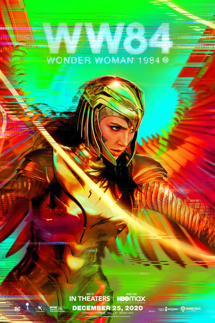 Wonder Woman 1984 2020 ( Hindi Cam Audio) English 720p HDRip 1GB x264