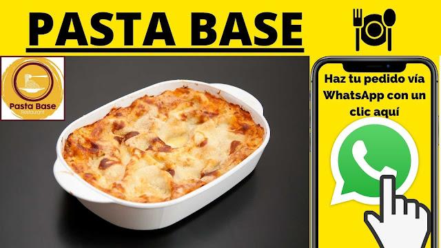 PASTA BASE RESTAURANTE