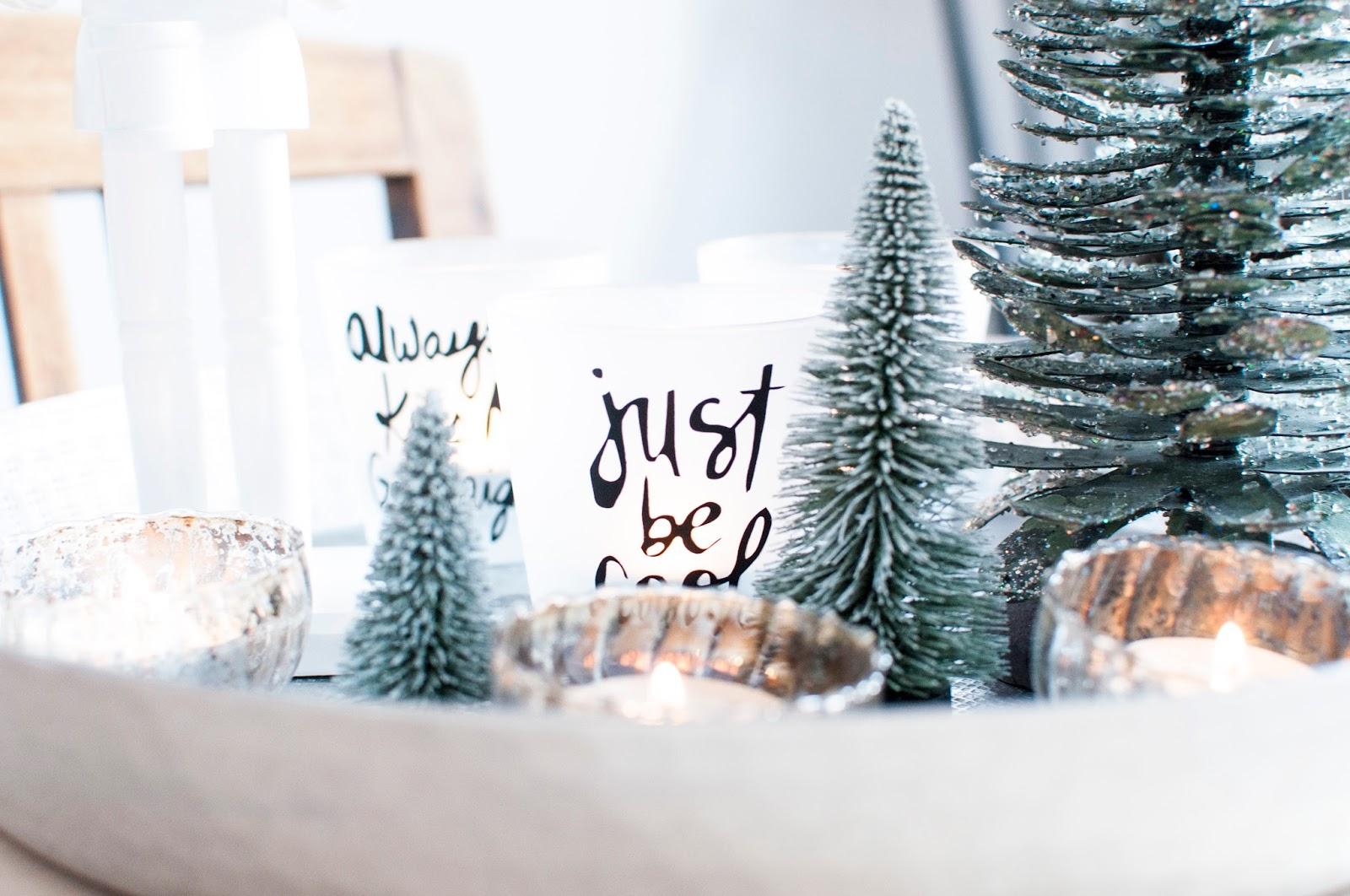 Die Weihnachtsdeko Konnte Ich Kurz Nach Silvester Schon Nicht Mehr Sehen  Und Habe Sie Wieder In Die Kiste Zum Schlummerschlaf Bis Dezember Gestellt.