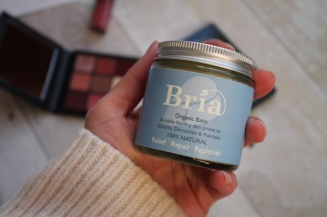 Bria Organic Skincare Organic Balm Review