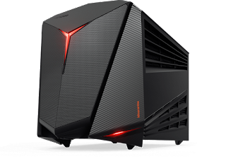 La Lenovo Ideacentre Y710 cube para jugadores