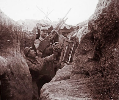 World War One in The Trenches