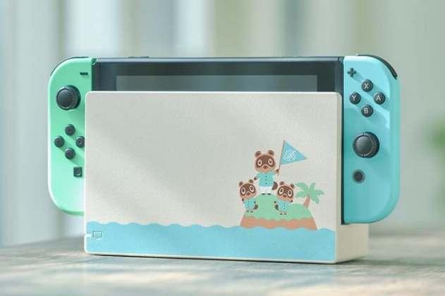 Nintendo Switch Akhirnya Mengumumkan Konsole Terbaru Edisi Animal Crossing