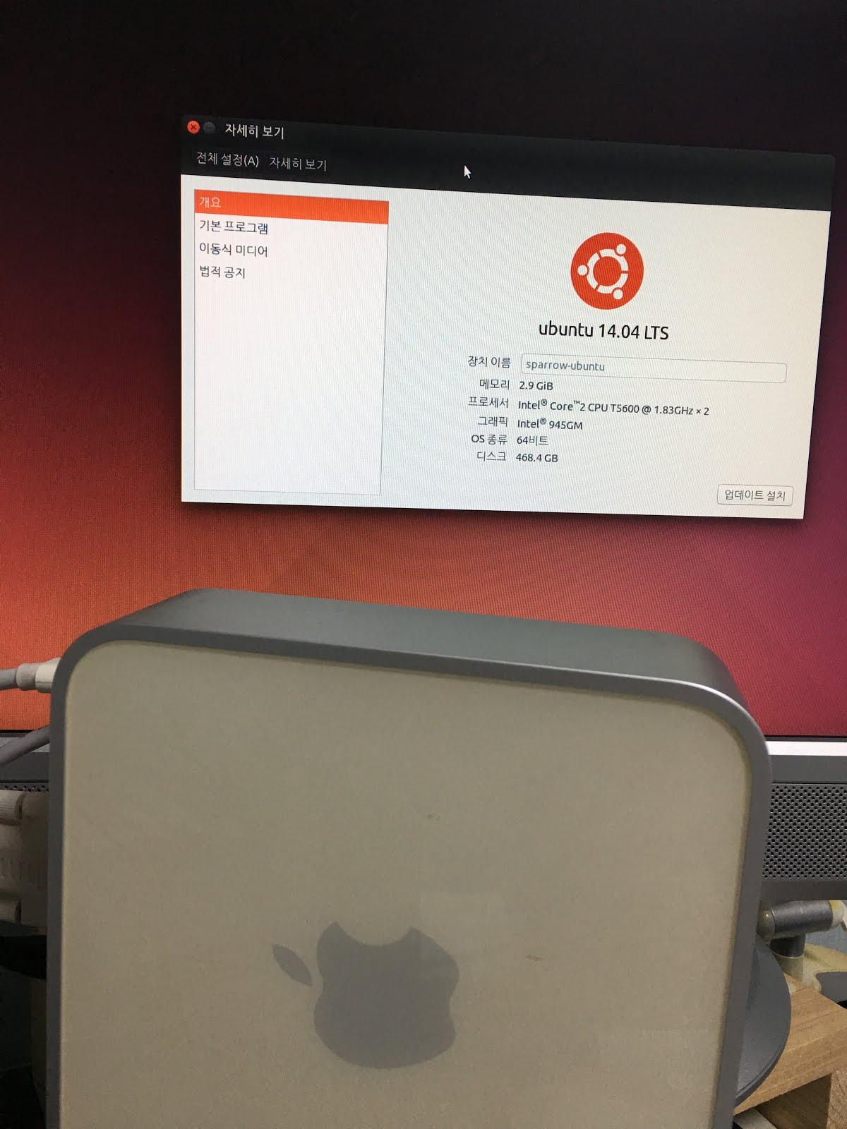 Which Ubuntu on Mac Mini 4,1