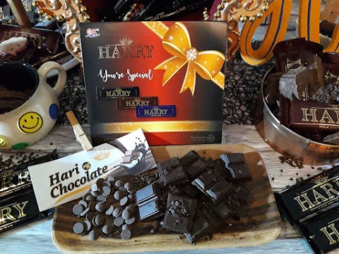 Harry Chocolate Bars: Hari ng Chocolate