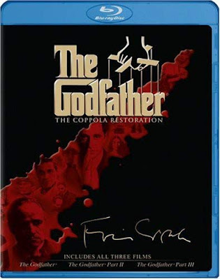 The Godfather Complete Restoration on Blu-ray Disc
