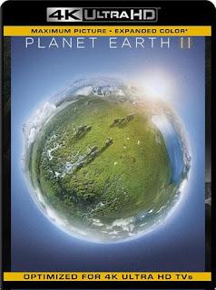 Planeta Tierra II (2016)4K 2160p UHD [HDR] Castellano [GoogleDrive]