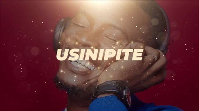 VIDEO | Walter Chilambo – Usinipite | Download New song