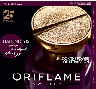 Oriflame catalogue march 2020