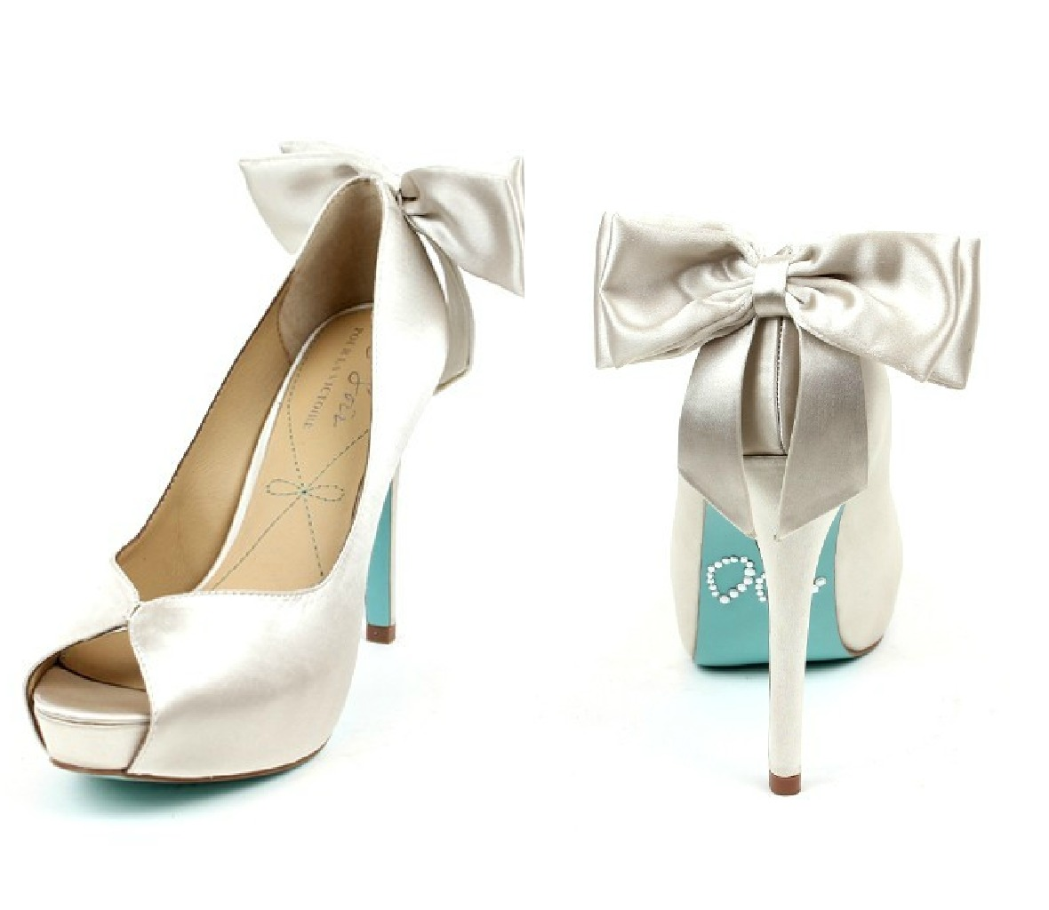 Inspired I Dos: Unique Wedding Shoes: Colorful Soles