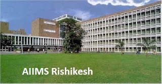 AIIMS Rishikesh Jobs,latest govt jobs,govt jobs,Faculty jobs
