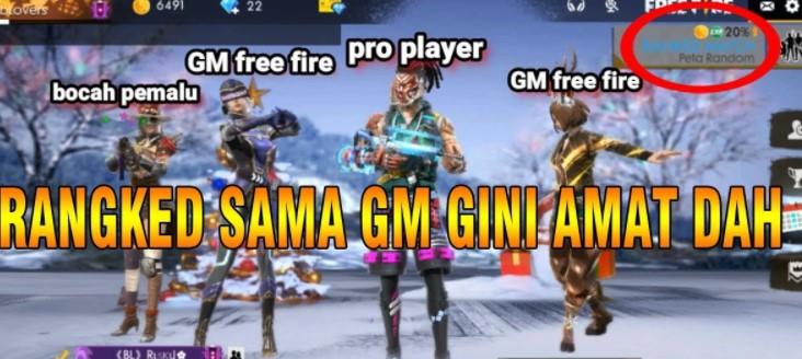 Apa itu Gm Free Fire