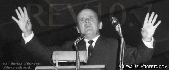 Apocalipsis 10 7 - William Branham Profeta