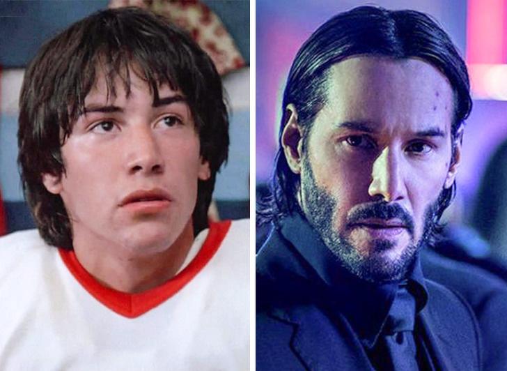 Keanu Reeves: Veia de Campeão (1986) — John Wick 3: Parabellum (2019)