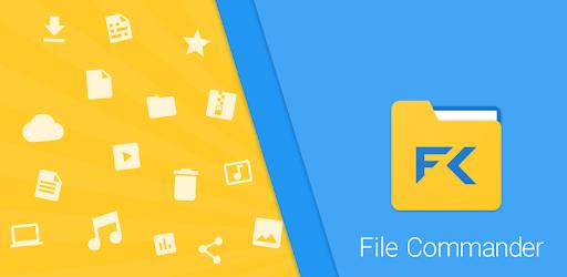 تحميل تطبيق File Commander - File Manager