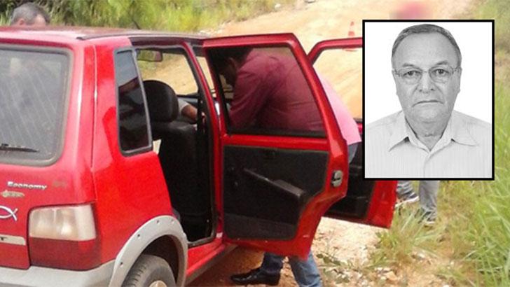 Pastor condenado por morte do taxista Valter Fogaça de Ministro Andreazza é preso no Mato Grosso