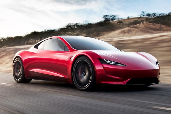 nuevo Tesla Roadster SpaceX