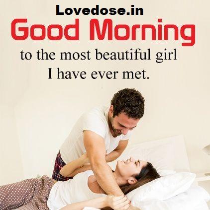 Romantic Good Morning For Her