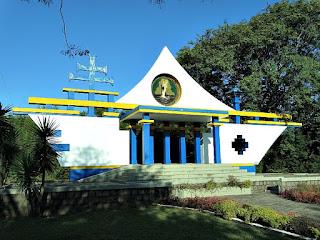 Monumento Nossa Senhora dos Navegantes - Porto do Rio Jacuí, Dona Francisca (RS)