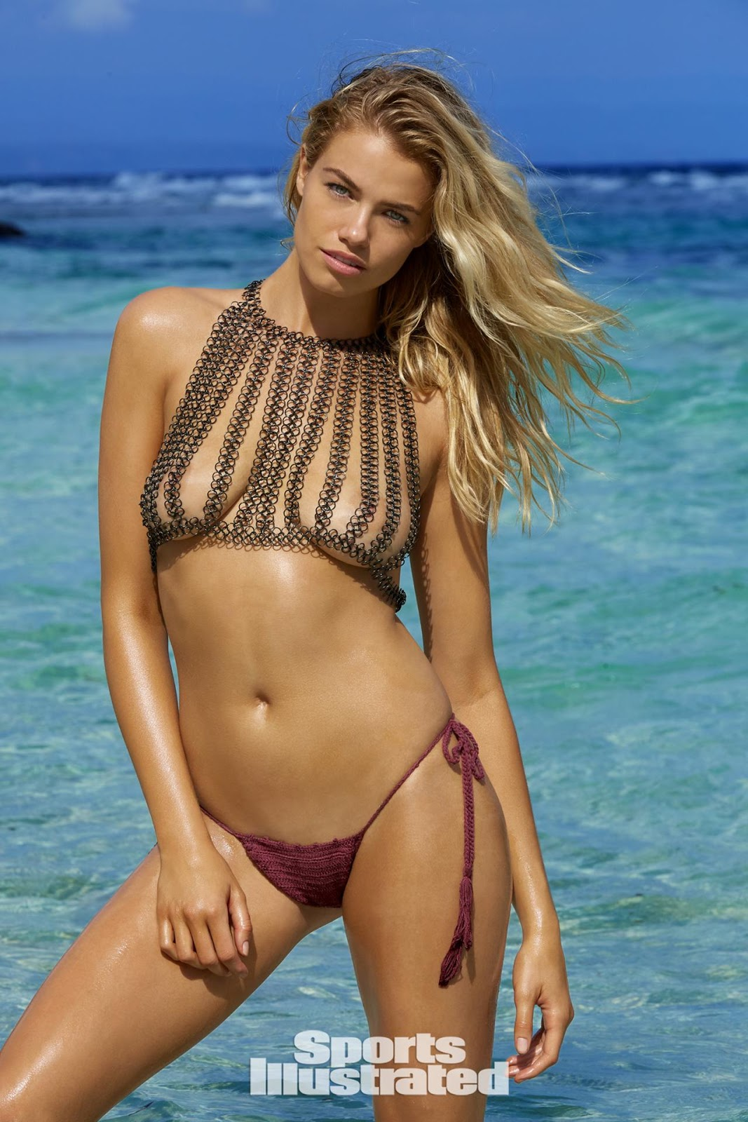 Hailey Clauson - Sports Illustrated Swimsuit Issue 2017