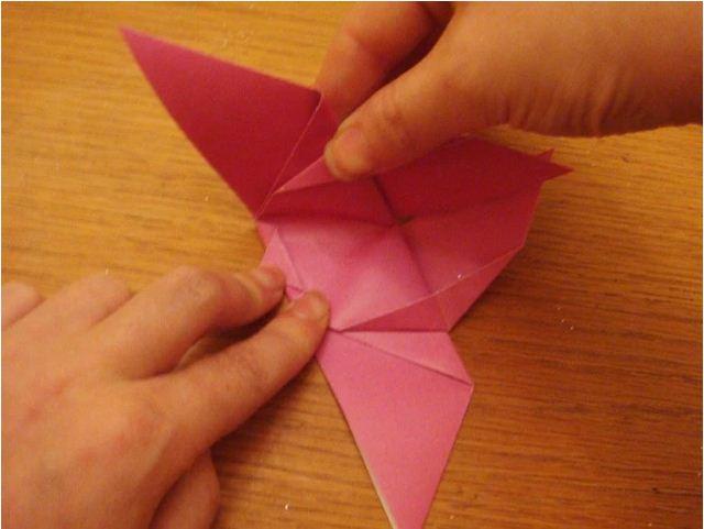 membuat kupu kupu dari kertas karton