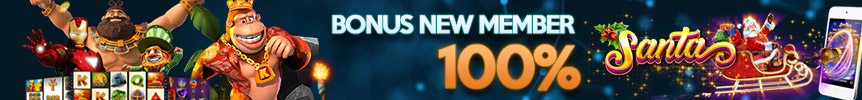 Bonus New Member 100%-2