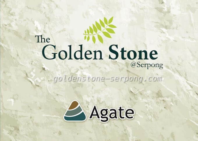 The Golden Stone Serpong, Newly Integrated Development by GNA Group