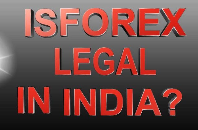 is Forex trading illegal in India?