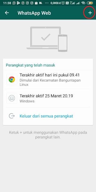 Cara Menyimpan Foto Profil Whatsapp lewat laptop 3