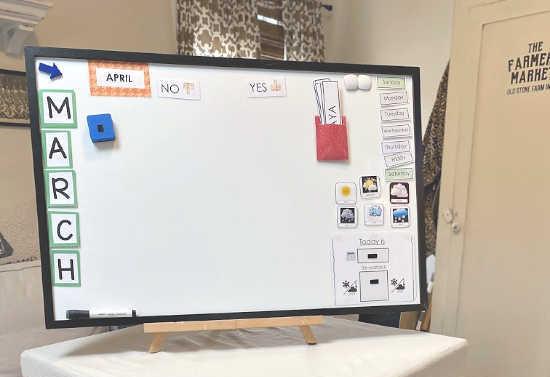 Creating a Homeschool Classroom for Virtual Teaching