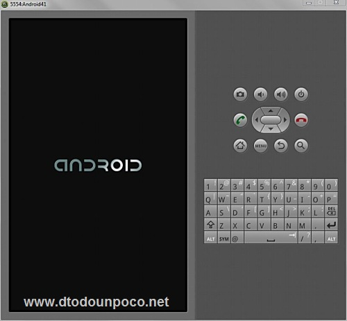 Ejecutar Android en Windows