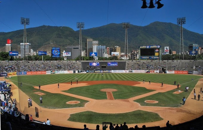 Algo de béisbol - Deportes