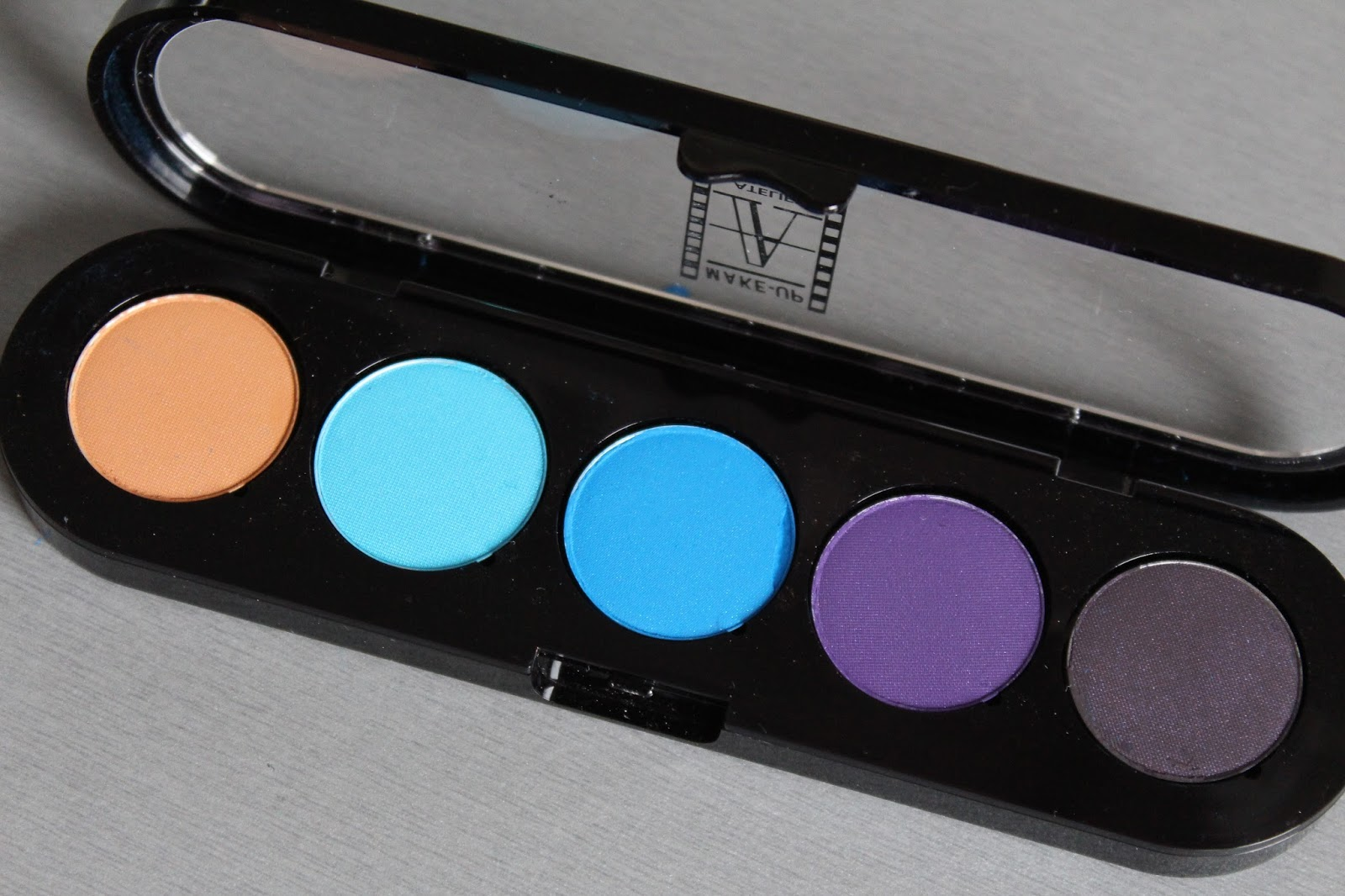 Atelier Make-up paleta sjenila T21