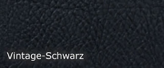 Musterkarte Vintage-Schwarz