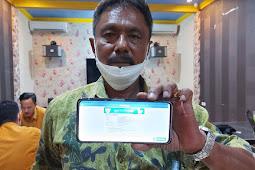 Samuel Rihi Sebut Aplikasi Mobile JKN Permudah Administrasi Peserta dari Dogiyai