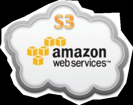 ... s3 proviene de amazon simple storage service como notarán de ahi