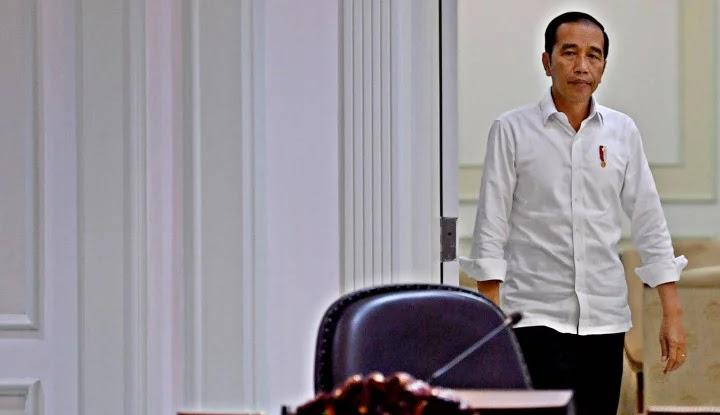 Jokowi: Jangan Sampai Aura Krisis Hilang