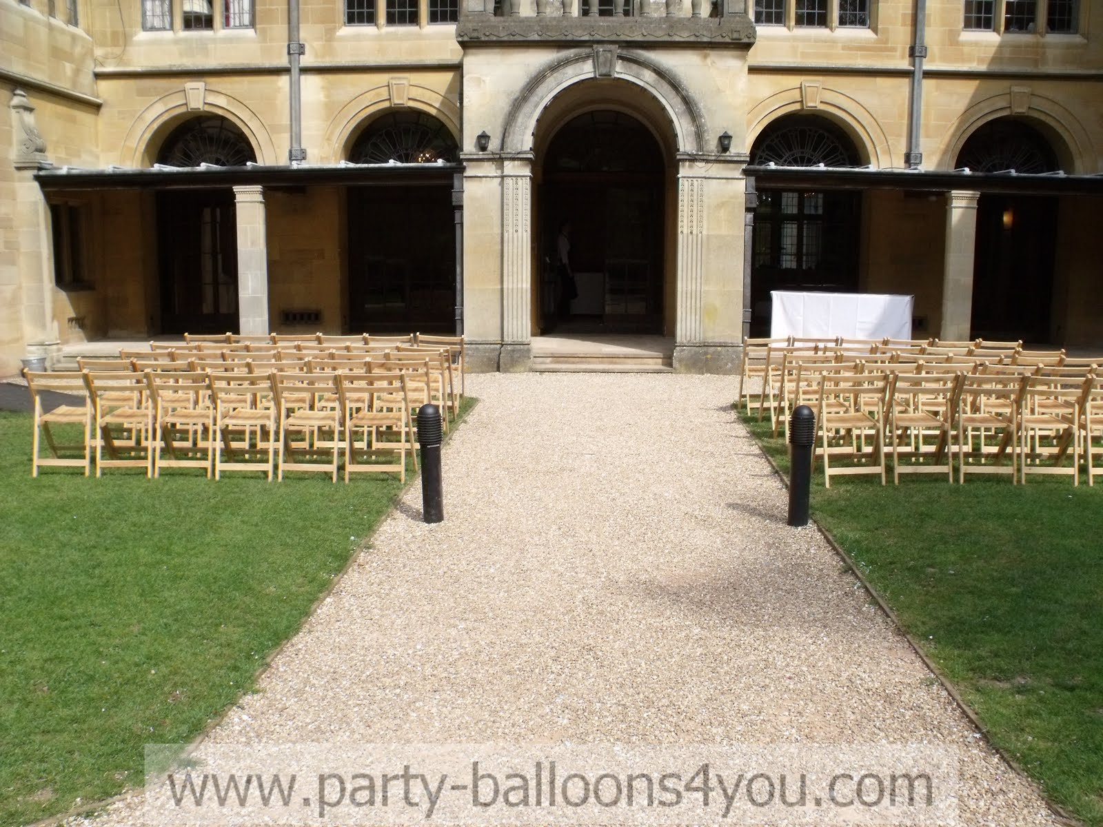 Party Balloons 4 You Wedding At Coombe Lodge Blagdon