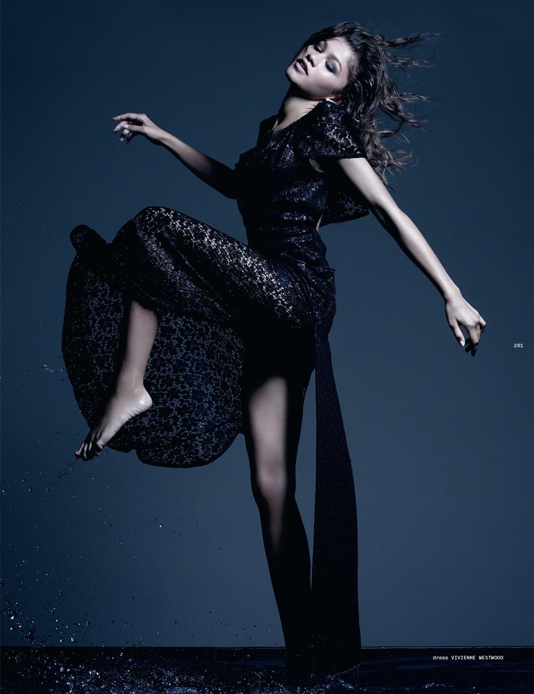 Zendaya Album Photoshoot Zendaya Coleman in Hun...