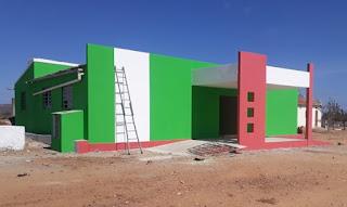 Em Picuí, comunidade Massapê ganha uma moderna Unidade Básica de Saúde