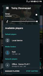 Yatse: Kodi remote control v8.6.5 Full APK