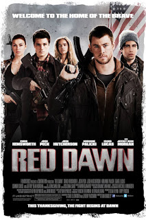 Red Dawn (2012) Hindi Dual Audio BluRay | 720p | 480p | Watch Online and Download