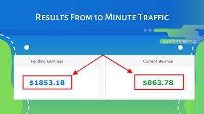 10 Minute Traffic Result 3