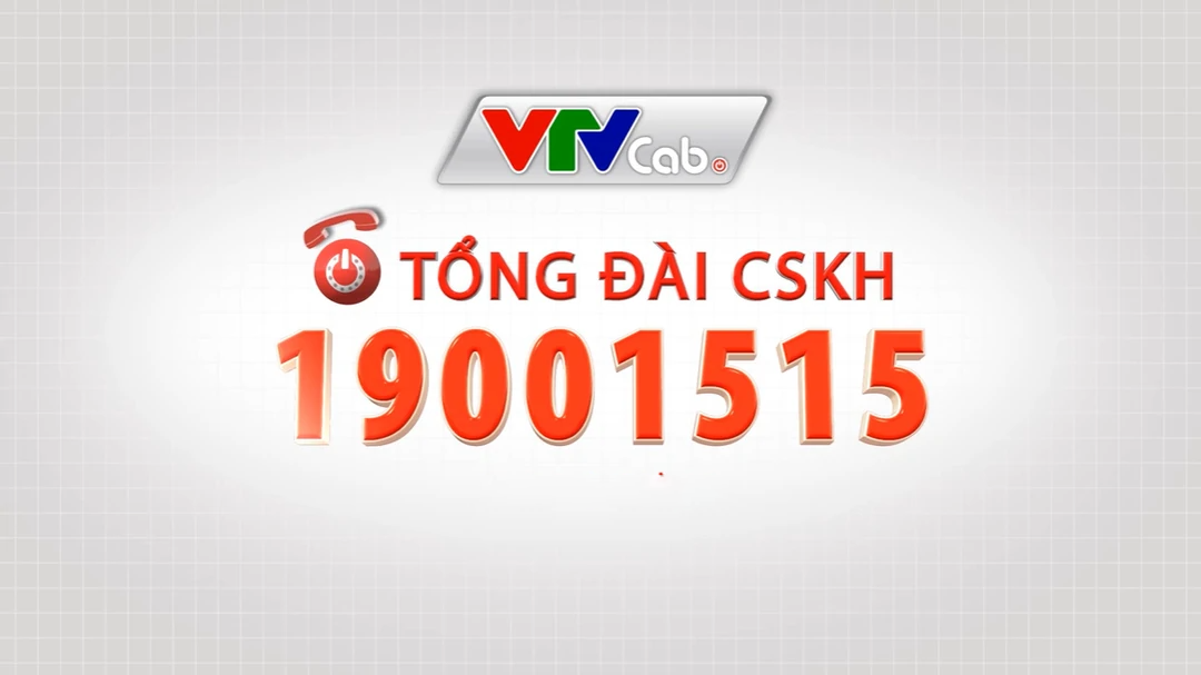 Tổng đài VTVcab - Số điện thoại truyền hình cáp Việt Nam