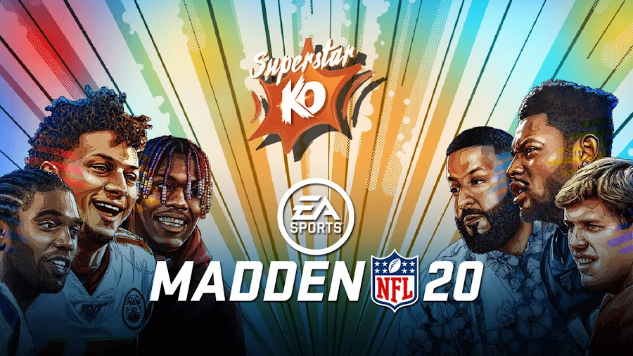 madden nfl 20 superstar ko mode live pc ps4 xbox ea